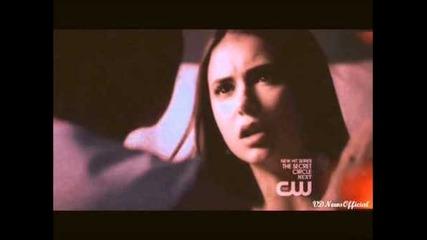 Tvd // Damon and Elena