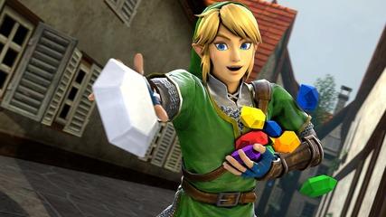 Racing for Rupees (the Legend of Zelda)