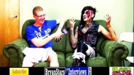 Blood On The Dance Floor Interview Jayy Von Monroe Uncut 2012