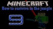 Nether Portal - Minecraft How To Survive In The Jungle