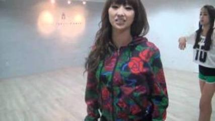 Sistar -alone Dance Practice Attack