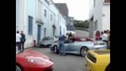 Encontro Ferrari Favaios - Lamego 2012