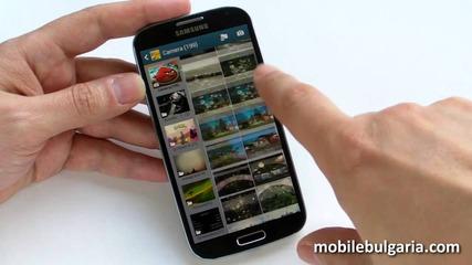 Ревю на Samsung Galaxy S4