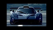Pagani Zonda R - Top Gear - Bbc