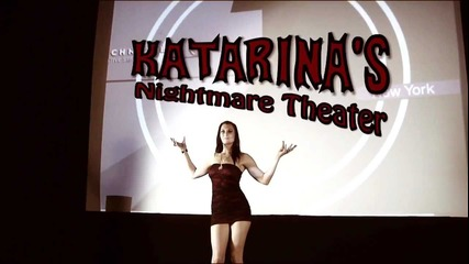 Katarina Leigh Waters Nightmare Theater - Coming Soon from Scorpion Releasing