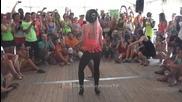 Kizomba Freestyle Tarraxinha with Albir and Sara (2013)