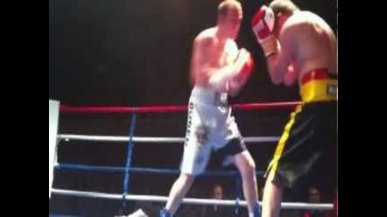 Алексей Рибчев срещу Антони Фитцджералд -рунд 4