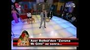 Azer Bulbul Hergun Isyanim Var Benim Kadere 2011 new