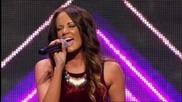 Samantha Jade в The X Factor 2012
