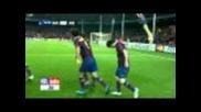 Fc Barcelone 4-1 Arsenal 06/04/2010 Quadrupl