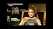 Nicola Roberts Meets Lady Gaga - Part 1