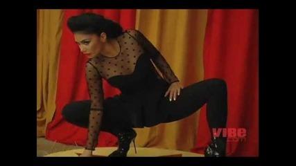 Nicole Scherzinger Sexy Circus Bts