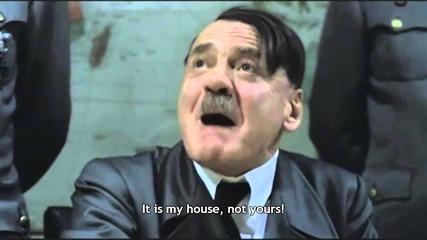 Hitler Plays Minecraft
