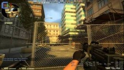 Counter-strike: Global Offensive - Mod Overeview (zombie escape mod)