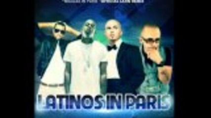 Pitbull Ft. Jay-z & Kanye West feat. Sensato - Latinos In Paris