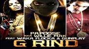 Papoose - G Rind Remix ft. Waka Flocka & Gunplay (july 2013)