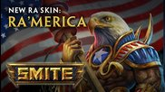 New Ra Skin: Ra'merica