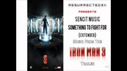 "Iron Man 3 Trailer Music - Extended Version (sencit Music - ""something To Fight For"") Hq"