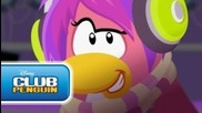 Cadence - The Party Starts Now - Full Music Video! [official Club Penguin]