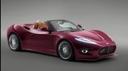 Spyker B6 Venator Spyder Concept Supercar