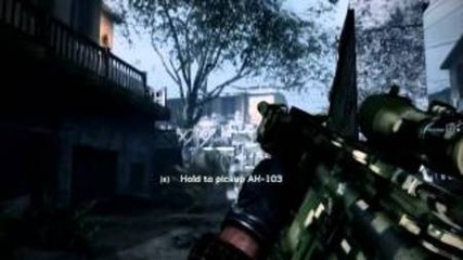 Medal of Honor:warfighter - My Gameplay High Settings on Hd5670 [hd]