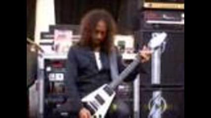 Урок от Kirk Hammett =]
