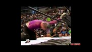 Jeff Hardy vs Rob Van Dam Ladder Match Summerslam 2001