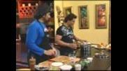 Osvaldo Rios-en Sabrosa Pasion-гост в кулинарно предаване