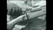 Маузер К98 германско оръжие от 2св