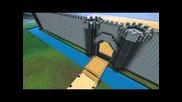 Minecraft Burg