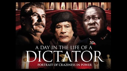 A Day in The Life of a Dictator (portrait of craziness in power) - Documentary