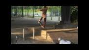 Каране на скейтове - Adidas (hd)
