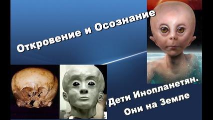 Дети Инопланетян. Они на Земле