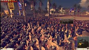 Rome 2: Total War Domination Tournament 2014 - Day 35/ Battle 32: Rome vs Egypt