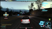 Need For Speed World - Cadillac Cts-v (b class Team Escape)