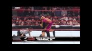 Wwe Monday Night Raw - 2/11/08 - Maria vs. Melina Hd