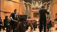 """Марин Голминов - """"концерт за контрабас и оркестър"""""""
