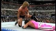 Wrestlemania 8 Roddy Piper vs. Bret Hart (german Commentary)