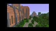 Minecraft - Kathedrale im Zeitraffer: Ein Gro