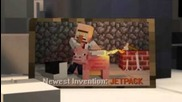 Minecraft Animation ep1 - Mission Control