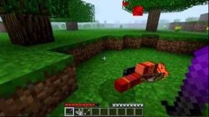 Създаване на Minecraft армия! - Хората + Minecraft Mod