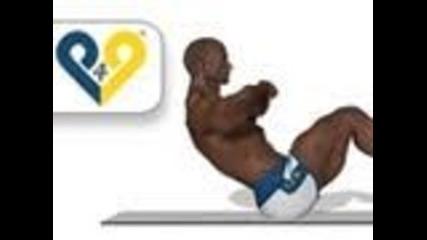 коремни мускули трен.2
