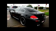 Bmw M6 with Supersprint exhaust