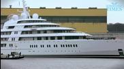 Самая большая в мире яхта. Azzam - The World s Largest Yacht