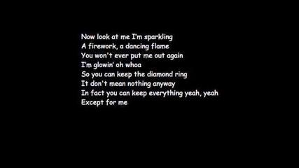 Katy perry - Part of me - Lyrics