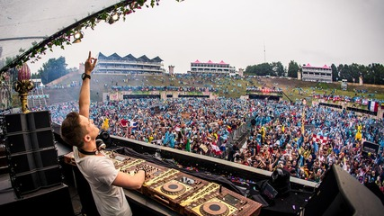 Dannic - Live @ Tomorrowland 2015 [ Full Hd ]