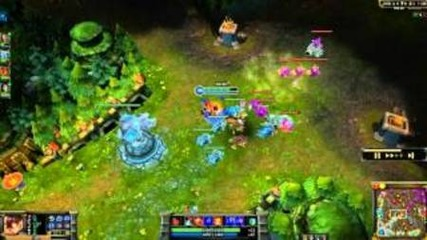 League of Legends Game 20 - Ziggs