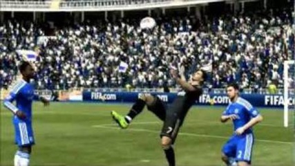 Fifa 12 | Cristiano Ronaldo Skills and Goals