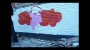 Graffiti Yes76 Live Bombing