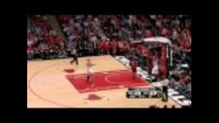 Heat vs. Bulls Game 2 Nba Playoffs 2011